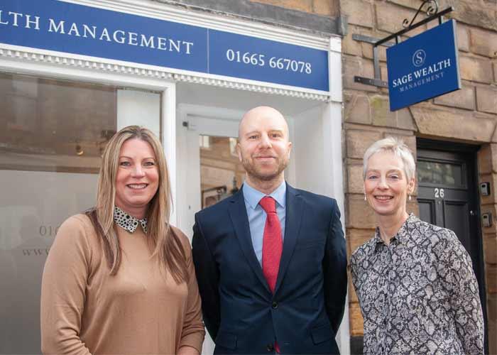 Sage Financial Advisor - Team