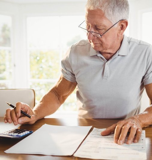 Pension Review Service